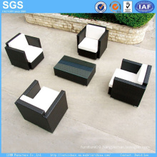 Outdoor Furniture Poly Rattan Lounge Chair Garden Sofa