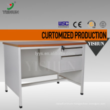 Made in China computer table office desk Design steel computer desk table
