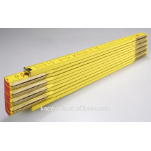 2m Folding Wooden Ruler