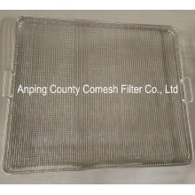 High Temperture Resistance Metal Mesh Trays