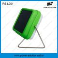 Green Energy Mini Solar Lamp for School Children Reading