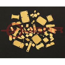 Erweiterte elektronische Pakete Materialien-WCu, MoCu