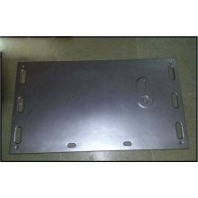 Metal Polishing Lcd Back Cover Nct Punching For House Appliance