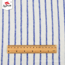 Fancy Design Stripe Polyester Knit Fabric Types