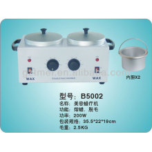 good quality and hot sale ,double wax warmer paraffin