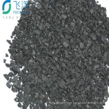 filtro antibacteriano de carvão de coco ativado