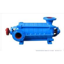 Многоступенчатый турбинный насос для оросительной горячей воды. Горизонтальный многоступенчатый центробежный насос.