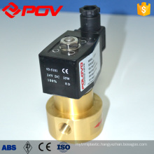 high temperature female thread connection solenoid valve