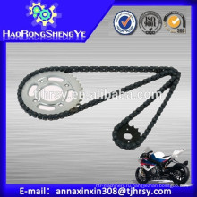 Много видов мотоцикла цепная звездочка от фабрики