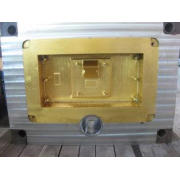 ADC12 , ADC10 , A380 Die Casting Mould Making Speaker Shell