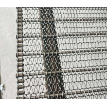 Food Grade 304 Stainless Steel Chain Mesh Belt