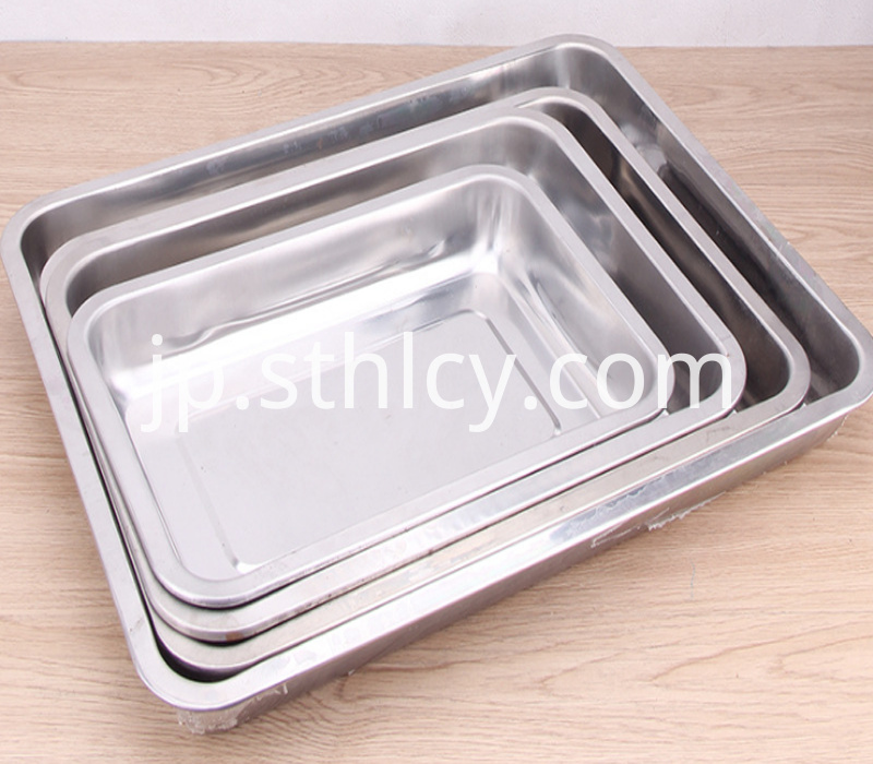 Stainless Steel Bake Ware