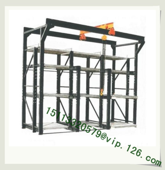 2000KG Drawer Type Mold Racks