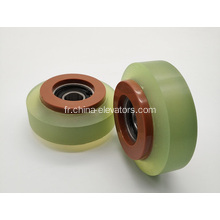 Step Roller pour Mitsubishi Escalators 76 * 35 * 6002