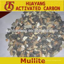 Excellent all kinds of mullite manufacturer/sintered mullite