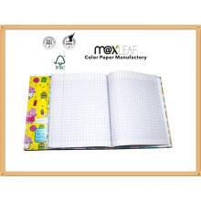 A5 - 70GSM Hardcover Notebook Student Memo Pad for Promotional Gift