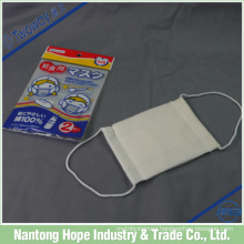 china cotton gauze 3ply white face mask