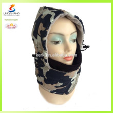 Colorful high quality in stock design sports headwear winter hats and caps ski face mask