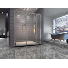 Porte de douche coulissante à porte simple
