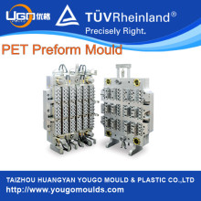 PET Preform Mould 72 Cavity Hot-Runner Valve Gate
