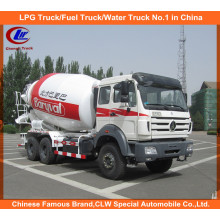 Heavy Duty HOWO Concrete Mixer Trucks 371HP for Sale