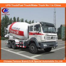 Caminhões 371HP do misturador de concreto de HOWO resistente para a venda