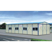 PPGI in Industrial Buildings