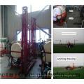Pulverizadores hidráulicos agrícolas del auge de la presión para la venta caliente