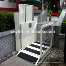 Hot sale !! electric wheelchair lift for disabled people