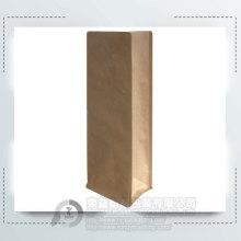 Custom Printed Kraft Paper Coffee Package Pouch