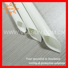 Strong Heat Resistant Silicone Rubber Fiberglass Wiring Sleeve