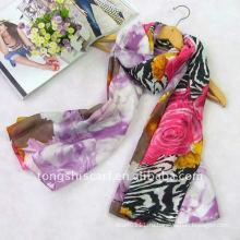 Шелковый шарф 2013