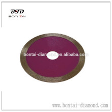 Disco de corte continuo húmedo para mármol, porcelana, azulejos, baldosas de suelo.