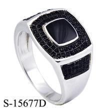 Мода ювелирные изделия стерлингового серебра 925 кольцо для мужчин