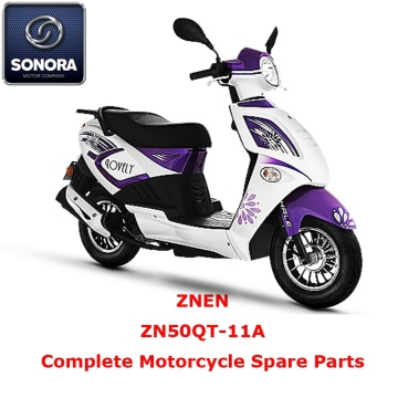 ZNEN ZN50QT-11A Repuestos Scooter completo