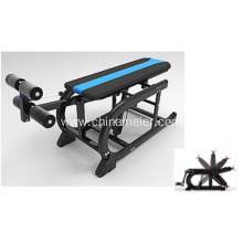 Customized for Gym Electric Inversion Table 2018 New electric automatic inversion table export to Bulgaria Exporter