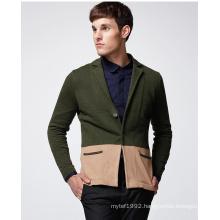 Fashion Clothing Shawl Collar Men Knit Cardigan