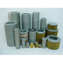 Air Compressor Parts Air Filter Element Oil Filter Water Filter