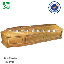 goldenen Jesus Kreuz für billige Erwachsenen Sarg