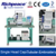 Computerized single head t shirt embroidery machine