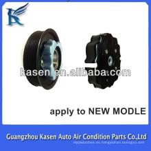 7SEU17C 12v denso ac empaquetador de compresor en la fábrica de guangzhou