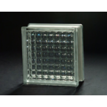 145*145*80mm Crystal Parallel Glass Block with AS/NZS 2208