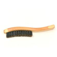 FQ marque vente chaude bambou poignée de sanglier hommes brosse à barbe