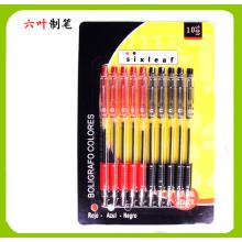 10PC Kugelschreiber, Briefpapier Set