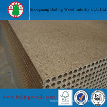 Хорошая качественная полая / трубчатая древесностружечная плита для дверного сердечника