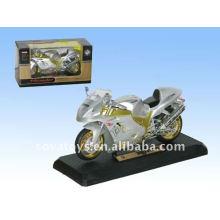 Modèle de jouet de moto en plastique