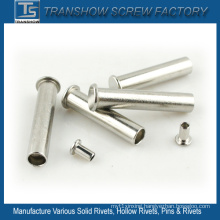 M3-M16 Flat Head Hollow Rivet
