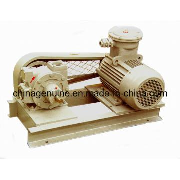 Zcheng LPG Vane Truck Pump with Motor