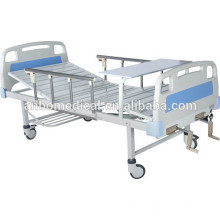 Больничная ABS тройная складная кровать CE, больничные электрические кровати