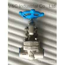 ANSI Flanged Stainless Steel Globe Valve for Liquid&Gas